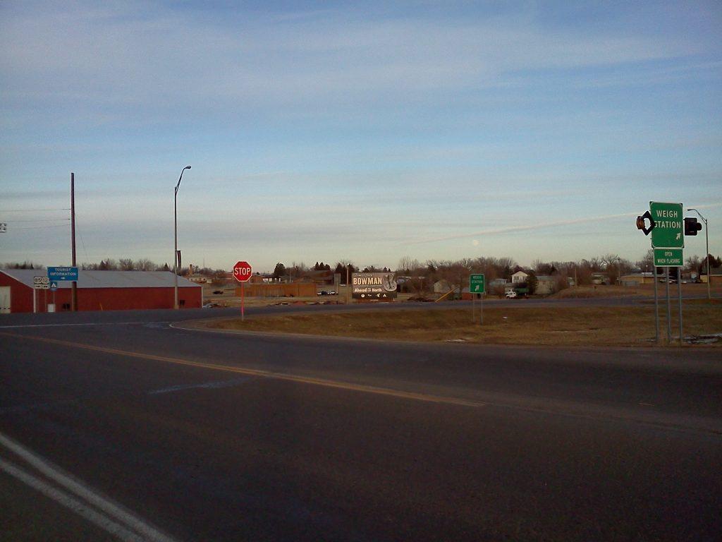 Bowman, North Dakota