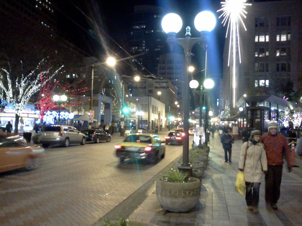 Downtown, Seattle, Washington
