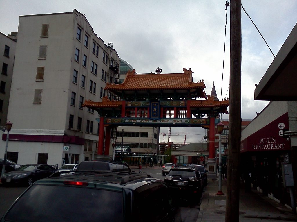 International District, Seattle, Washington