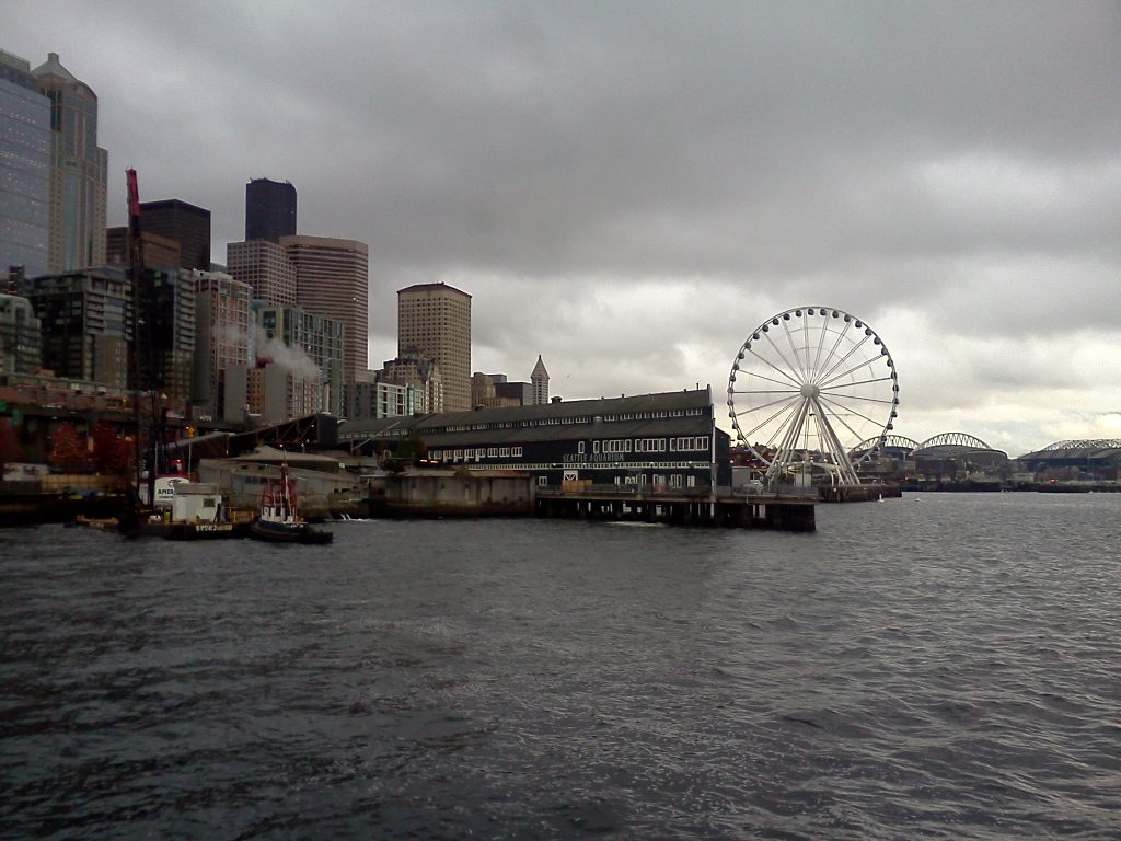 Port of Seattle, Seattle, Washington