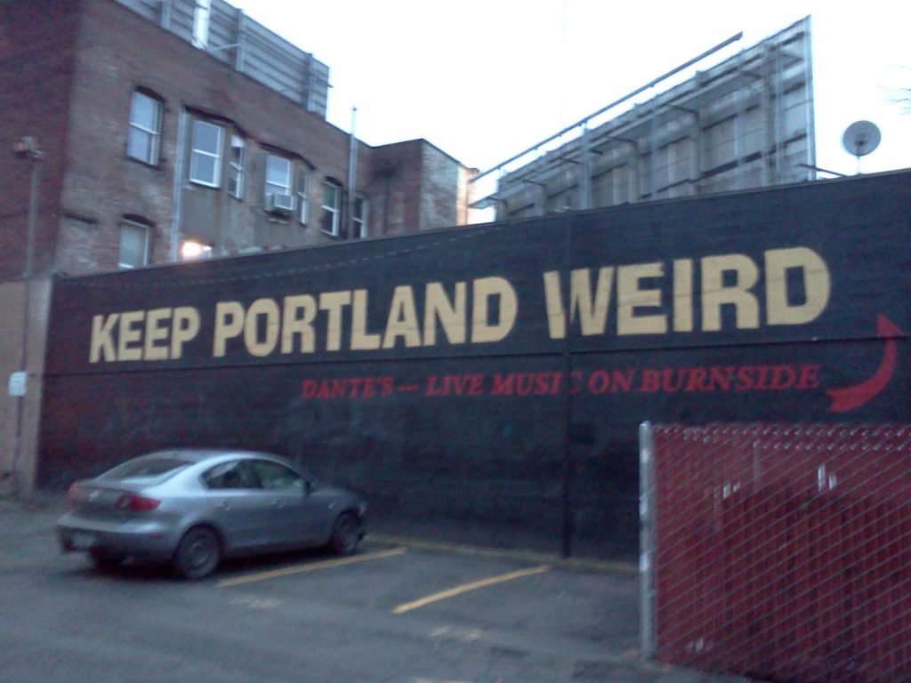 Downtown, Portland, Oregon