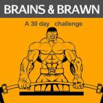 <em>Brains & Brawn: A 30-Day Challenge</em> by Robert Koch