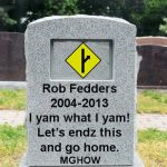 Rob Fedders Retires: Paying Tribute to One of the Godfathers of the Manosphere