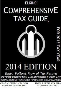 elkins-comprehensive-tax-guide-2014
