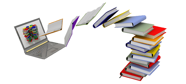 how to create your own online bookstore