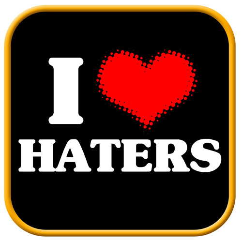 deal-with-haters