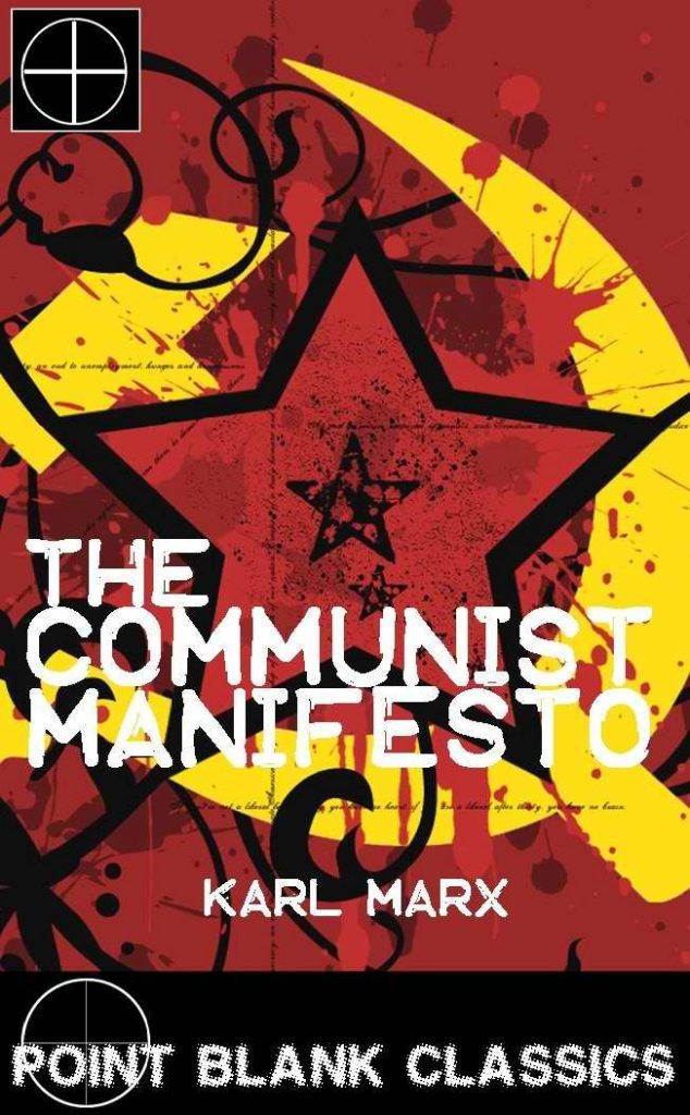 central thesis of the communist manifesto