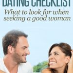 <em>The Smart Man's Dating Checklist</em> by Johnny Montoya