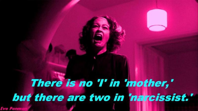 narcissistic-mother