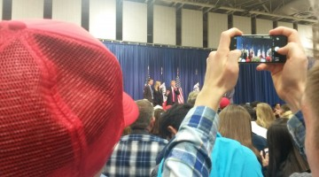 Iowa Campaign Dispatch, Day 10: Glorious Donald