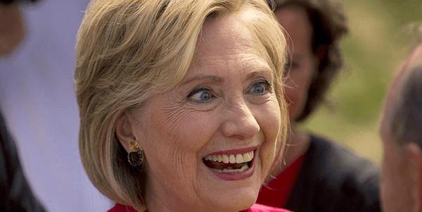 Hillary Gone Crazy