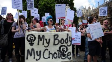 "New Article at <i>Return of Kings:</i> ""Why You Should Shun Girls Who Support Abortion"""