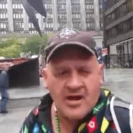 Watch This Drunk Puerto Rican Guy Rap for Trump in Chicago