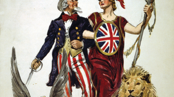 """New Article at <i>Right On:</i> """"Britain, America, and the Brotherhood of the Common Tongue"""""""