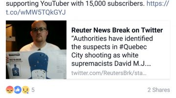 """Interview on the Bechtloff's Live YouTube Stream: """"An Interview with Alleged Shooters David M.J. Aurine and Mathieu Fornier"""""""